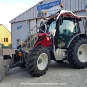 Blindage Forestier FOPS 2 - VALTRA N174 Direct Cabine SkyView